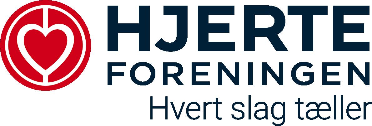 HF logo + payof - blå